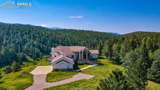 4755  Elk Valley  , divide House Search MLS Picture