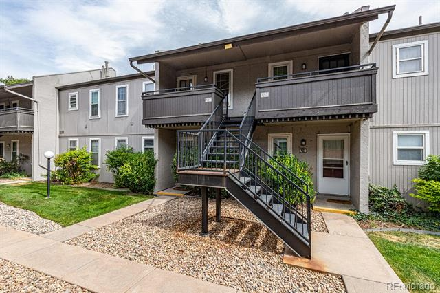 2301 E Fremont Avenue U15, Centennial  MLS: 7250180 Beds: 1 Baths: 1 Price: $198,000