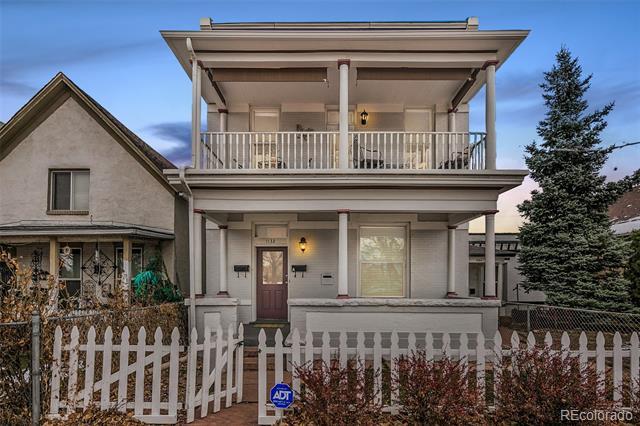 1132  Mariposa Street A, Denver  MLS: 7344698 Beds: 3 Baths: 1 Price: $399,000