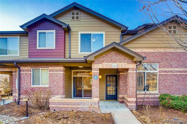 6440  Silver Mesa Drive B, Highlands Ranch  MLS: 5781806 Beds: 3 Baths: 3 Price: $421,900