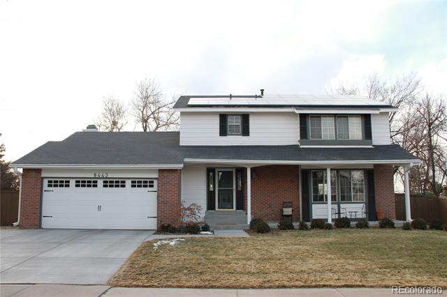 8443 S Woody Way, highlands ranch MLS: 9000322 Beds: 4 Baths: 3 Price: $579,000