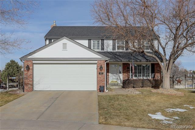 1817  Mountain Sage Place, highlands ranch MLS: 4301141 Beds: 4 Baths: 3 Price: $615,000