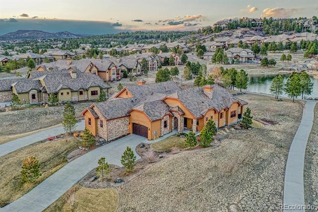 5069  Castle Pines Drive , Castle Rock  MLS: 2500451 Beds: 4 Baths: 3 Price: $1,025,000