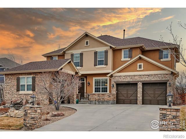 14832  Snowcrest Drive, broomfield MLS: 123456789938425 Beds: 4 Baths: 4 Price: $920,000