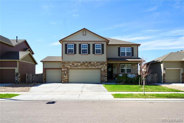 12652 E 104th Drive, commerce city MLS: 6286185 Beds: 5 Baths: 3 Price: $520,000
