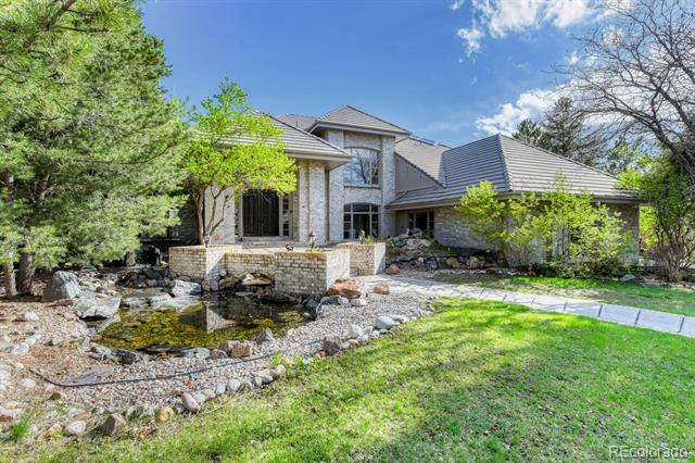 83  Falcon Hills Drive, highlands ranch MLS: 5332480 Beds: 5 Baths: 7 Price: $1,400,000