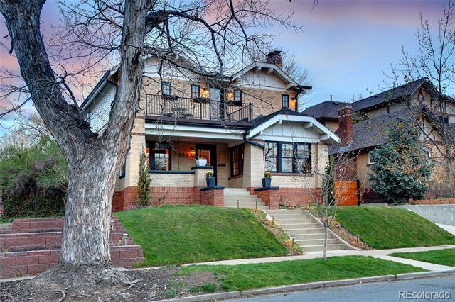 528 S Corona Street, denver MLS: 7561128 Beds: 6 Baths: 6 Price: $2,400,000