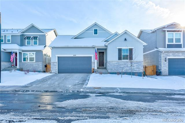 5020  Coulee Trail, castle rock MLS: 8877213 Beds: 3 Baths: 3 Price: $610,000