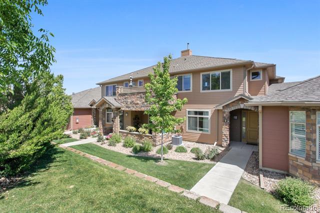 8524  Gold Peak Drive, highlands ranch MLS: 3678396 Beds: 2 Baths: 2 Price: $450,000
