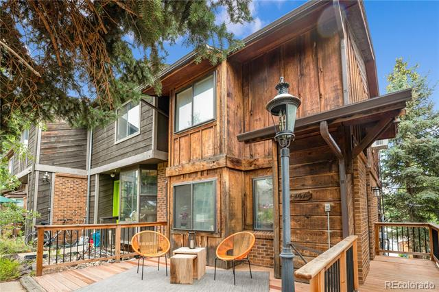 1207  8th Street , Golden  MLS: 8350254 Beds: 3 Baths: 3 Price: $575,000