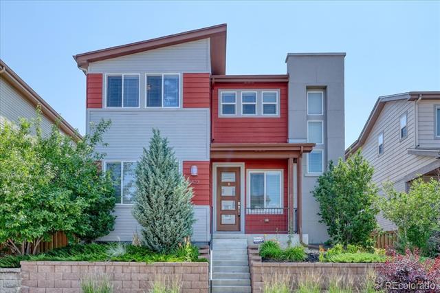 3423  Cranston Circle, highlands ranch MLS: 1676757 Beds: 4 Baths: 3 Price: $600,000