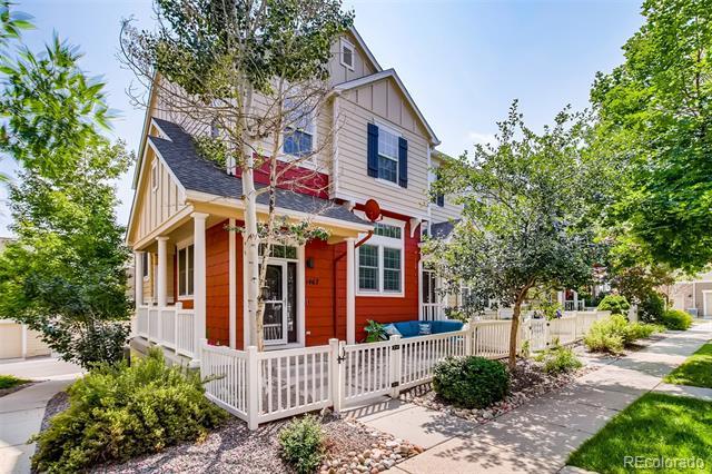 1467  Bergen Rock Street , Castle Rock  MLS: 7924705 Beds: 3 Baths: 3 Price: $359,900