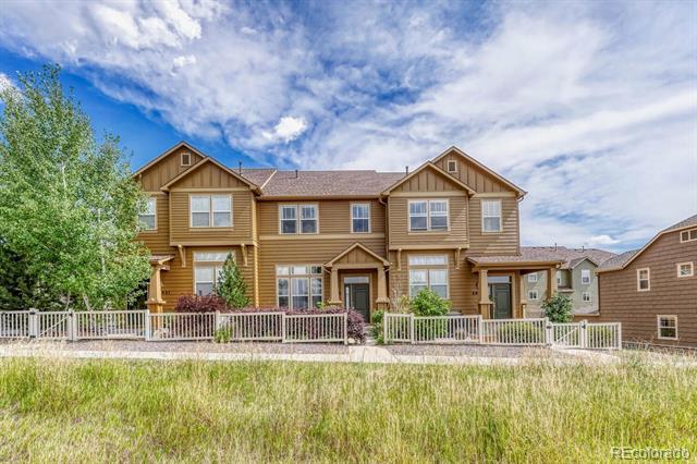 3923  Ute Mountain Trail , Castle Rock  MLS: 1961715 Beds: 3 Baths: 3 Price: $425,000