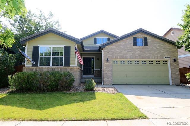 10074  Carson Way, commerce city MLS: 8000399 Beds: 3 Baths: 2 Price: $435,000