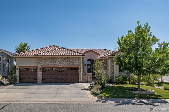 6516  Tapadero Place, castle pines MLS: 8155136 Beds: 3 Baths: 3 Price: $850,000