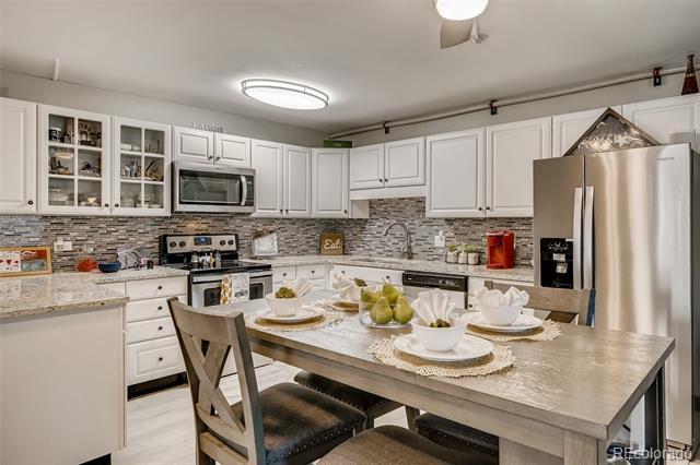 650 S Clinton Street 2A, Denver  MLS: 6673434 Beds: 2 Baths: 1 Price: $210,000