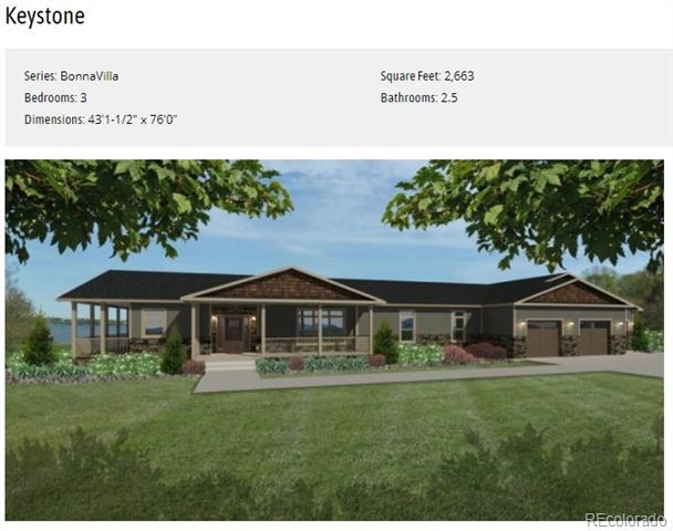 40473  County Road 85 , deer trail House Search MLS Picture