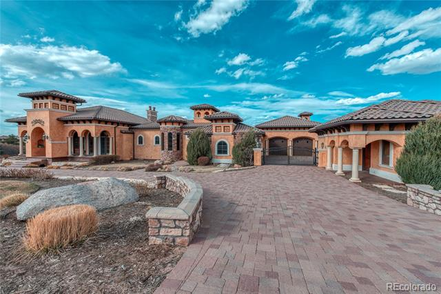 1814  Vine Cliff Heights, colorado springs House Search MLS Picture