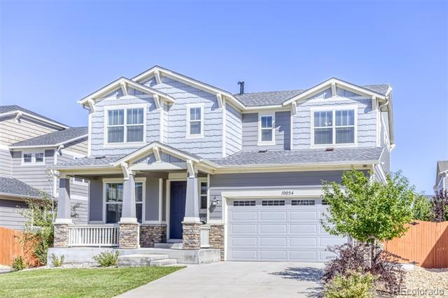 Report Image for 10054  Fort Worth Court,Parker, Colorado